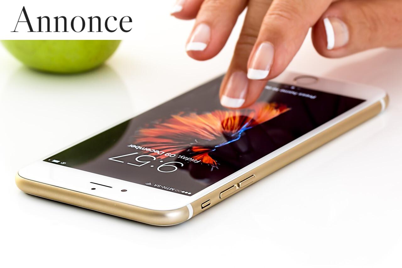 En ide til valg af ny mobiltelefon