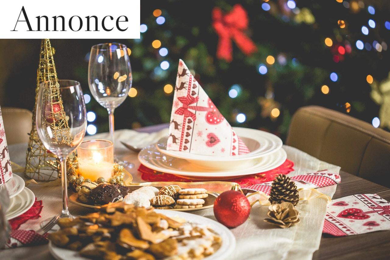 En ide til den vildeste julefrokost