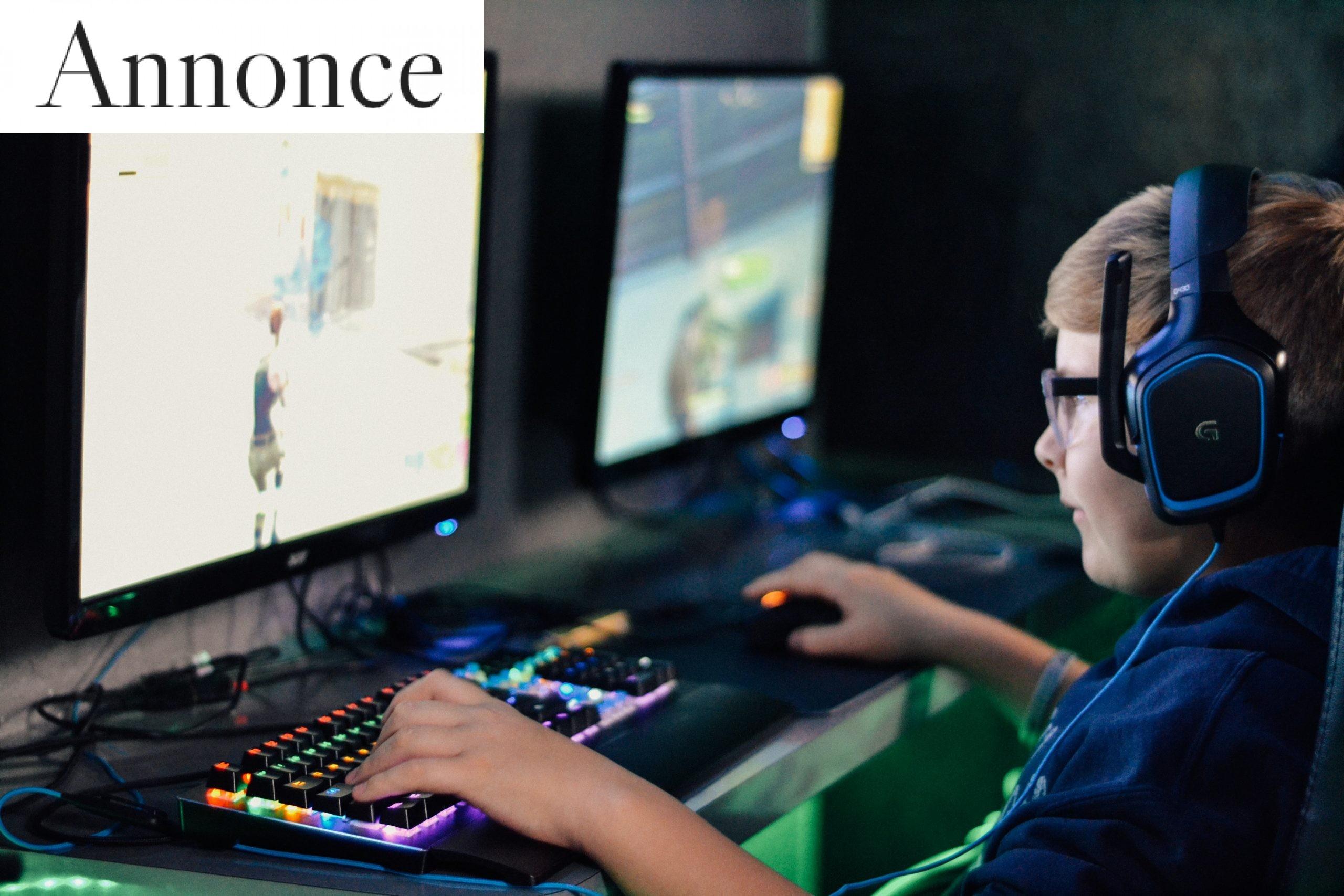 Skal du have en gamer skærm?
